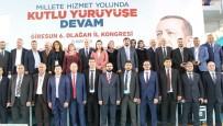 Giresun'da Ödüllü Müteşebbis De AK Parti Yönetiminde