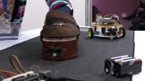 FEN BILGISI - Görme Engelliler İçin 'Robotik Ev Terliği'