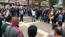 YASA TASARISI - İsrail'in Filistinlilerin Naaşlarını Alıkoyması Protesto Edildi