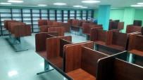Karataş Kampüsüne Kütüphane Oluşturuldu