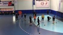 AVRUPA HENTBOL FEDERASYONU - Kastamonu Belediyespor'un Hedefi Final