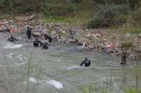 Kayıp Polisi Arama Çalışmaları 6 Gündür Karadan Ve Havadan Sürüyor