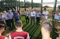 ALİ DUMAN - Keles  Gençlik Spor'da Play Off Sevinci