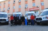Kilis'e Ambulans Takviyesi
