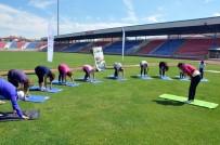 'Koşabiliyorken Koş' Projesinde Isparta'da Yeni Dönem Başladı