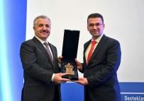 AKILLI ULAŞIM - Malatya Büyükşehir'e 2018 Özel Ödülü