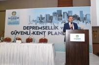 HASARLI BİNA - Malatya'da 'Depremsellik Ve Güvenli Kent Planlaması' Paneli