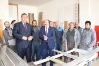 ÖMER FETHI GÜRER - Marangoz Ve Mobilyacılar Odası İmza Kampanyası Başlattı