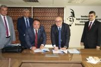 ORHAN ÖZDEMIR - MASKİ'de Toplu İş Sözleşmesi İmzalandı