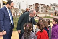 KULLAR - Milletvekili Aygün, Başiskele'nin Projelerini Yerinde İnceledi