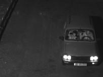 RAUF DENKTAŞ - Oto Hırsızları Yakayı Ele Verdi