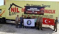 KARAYOLU YOLCU TAŞIMACILIĞI - Salihli'den Gönderilen Yardımlar Mehmetçiğe Ulaştı