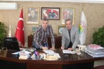AHMET ÖZEN - Sarıcakaya'da Toplu Sözleşme Sevinci