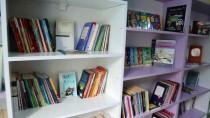 ŞEHİT ONBAŞI - Şehidin Adına Kütüphane Oluşturuldu