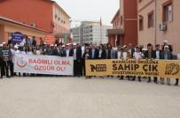 Şırnak'ta 'Maddeye Hayır' Yürüyüşü