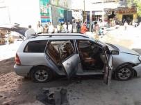 SOMALI - Somali'de İnsani Yardım Vakfında Patlama Açıklaması 2 Yaralı