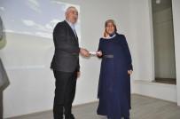 Sorgun'da 65 Kursiyere Düzenlenen Törenle Sertifikaları Verildi