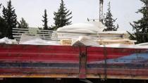 CİLVEGÖZÜ SINIR KAPISI - Suriyelilere Yönelik İnsani Yardımlar