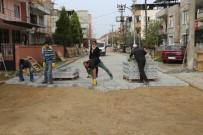 TURGAY ŞIRIN - Yedieylül'de 7 Sokak Daha Yenileniyor