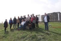 EFES - Aizonai Antik Kenti'ne Ziyaretçi Akını