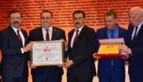 HALIM METE - Antalya DTO ''Akreditasyon Sertifika Belgesi'' Aldı