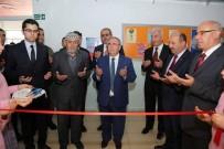 ŞEHİT BABASI - Aslanapa'da Şehit Jandarma Er Halil İbrahim Kartal Kütüphanesi Açıldı