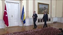 SERBEST TICARET ANLAŞMASı - Başbakan Yıldırım Açıklaması 'Bosna Hersek İle Türkiye'nin İlişkileri Artacak'