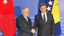 SARAYBOSNA ÜNİVERSİTESİ - Başbakan Yıldırım Bosna Hersek'e Geldi