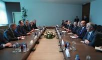 BAKANLAR KONSEYİ - Başbakan Yıldırım, Meclis Üyeleriyle Görüştü