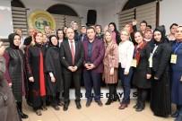 ABDÜLHAMİD HAN - Başkan Bakıcı AK Parti Kadın Kolları İstişare Toplantısına Katıldı