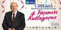 Başkan Kadir Albayrak Görevdeki Dört Yılı Değerlendirdi