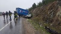 Bursa'da Feci Kaza Açıklaması 1 Ölü, 2 Yaralı