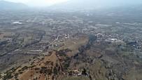 ESKIHISAR - Büyükşehir'den Elmalı Tarımına Destek