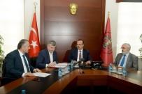 ALI AKPıNAR - Büyükşehir İle Müftülük Arasında 'Kadın Ve Aile Eğitimi' Protokolü İmzalandı
