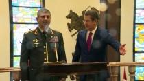 GÜRCİSTAN SAVUNMA BAKANI - Canikli, Azerbaycanlı Mevkidaşı Hasanov'la Görüştü