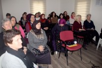8 MART DÜNYA KADINLAR GÜNÜ - Çankayalı Kadınlar Açıklaması 'Kendimizi Güçlü Hissediyoruz'