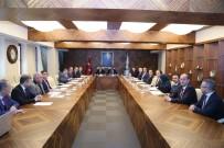ÖMER DOĞANAY - DOKA'nın 101. Yönetim Kurulu Toplantısı Rize'de Gerçekleştirildi