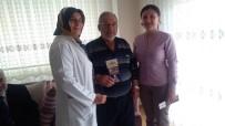 Dr. Kelleci, Gazi Ailelerini Ziyaret Etti