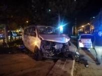 ESKİBAĞLAR MAHALLESİ - 'Dur' ihtarına uymayan sürücü faciaya neden oldu!