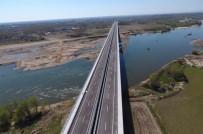 MEHMET MÜEZZİNOĞLU - Edirne'de Başbakan Yıldırım'ın Açtığı Köprü Sayesinde Ulaşım Sağlanıyor