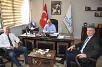 İBRAHIM UYAN - Genel Müdür Başa Ve Başkan Uyan TESKİ'nin Marmaraereğlisi Yatırımlarını Değerlendirdi