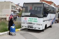 YıLDıZ MAHALLESI - GOP Ve Yıldız'a Ücretsiz Pazar Servisi