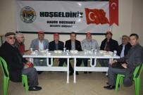 HALIL ÜNAL - Halil Ünal Başkan Bozkurt'u Ziyaret Etti