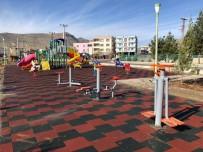 Hani'de Hijyenik Çocuk Parkları