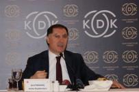 KAMU DENETÇİLERİ - Kamu Başdenetçisi Malkoç Açıklaması '2017 Yılında 17 Bin 131 Başvuru Yapıldı'