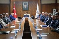 Kapadokya İl Özel İdareleri Ve Belediyeler Birliği Meclis Toplantısı Yapıldı