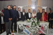 AKALAN - Kemalpaşa'de Her Mahalleye Bir Düğün Salonu