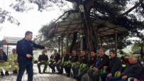 Kilis'te Orman Yangınlarına Karşı Eğitim Verildi.