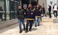 GÖRÜKLE - Kovalamaca Sonucu Durdurulan Çalıntı Araçtaki 4 Kişi Gözaltına Alındı