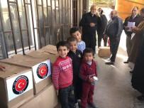 BINGAZI - Libya'da 200 Aileye Gıda Yardımı
